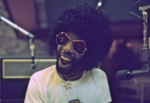 AS 010768 WHP Sly Stone laughing playing piano recording studio in color circa 1973 300x205 - entertainment - The Room Where It Happens - Music, Documentary - The Room Where It Happens