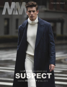 FASHION ISSUE - COVER STORY - suspect