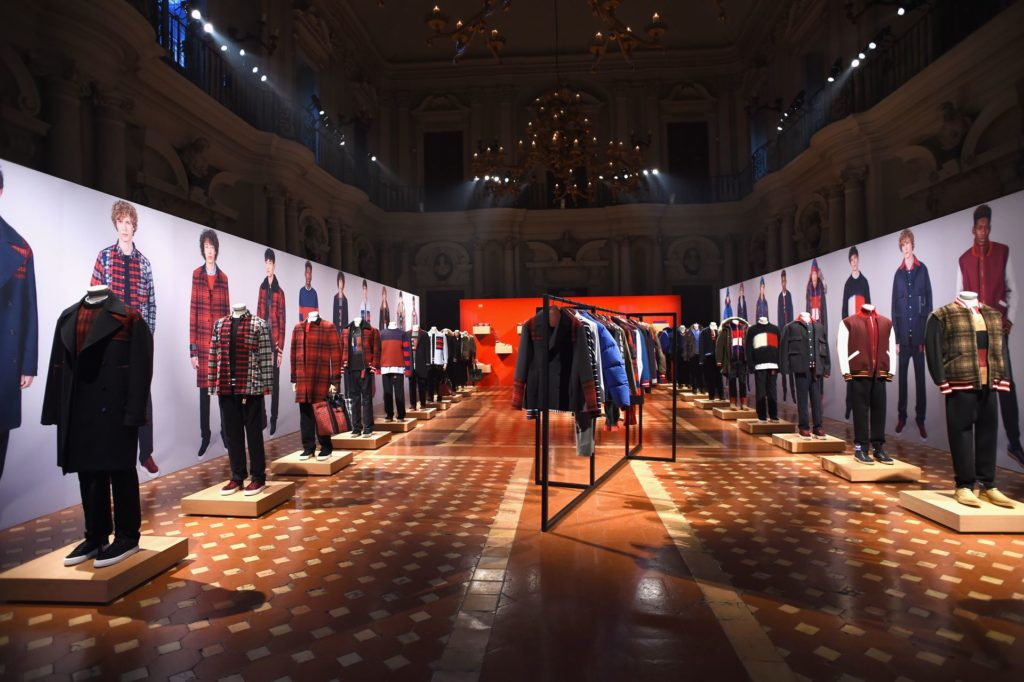 webinstance Presentation space 01 1024x682 - style - Tommy Hilfiger Fall/Winter 2017 Review - Tommy Hilfiger, Pitti Uomo, Menswear, Fashion - Tommy Hilfiger Fall/Winter 2017 Review