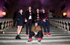 webinstance Stormi Brie Lucky Blue Smith Rafferty Law Gabriel Kane Lewis and Presley Gerber 1 230x150 - style - Tommy Hilfiger Fall/Winter 2017 Review - Tommy Hilfiger, Pitti Uomo, Menswear, Fashion - Tommy Hilfiger Fall/Winter 2017 Review