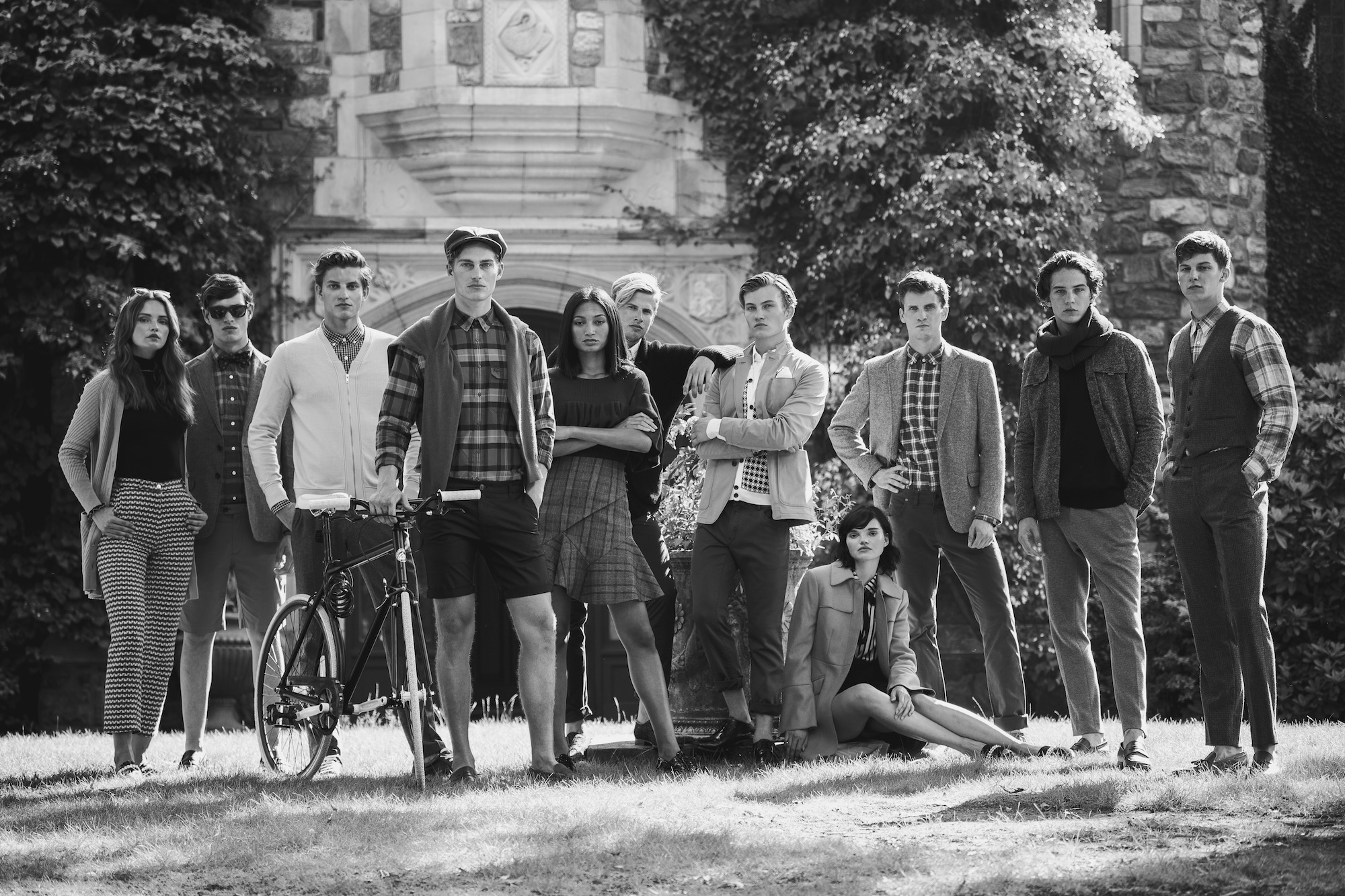 The Ivy Leaguers group