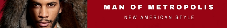 MAN OF METROPOLIS new american style banner