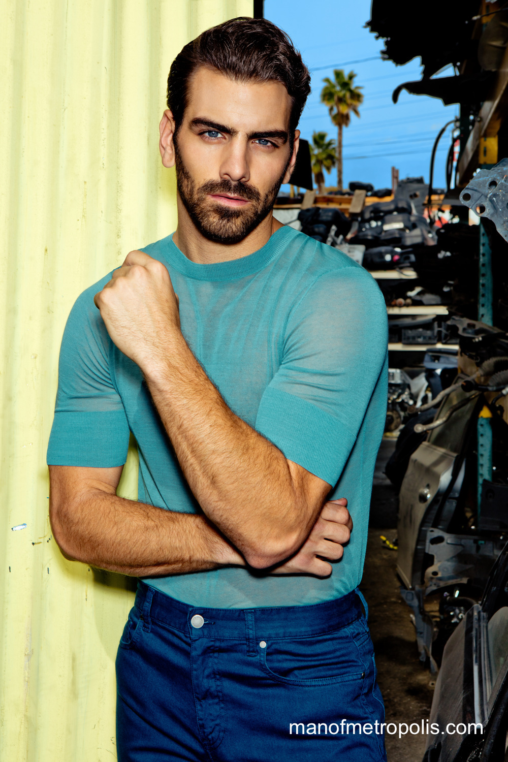 Nyle Dimarco Yellow