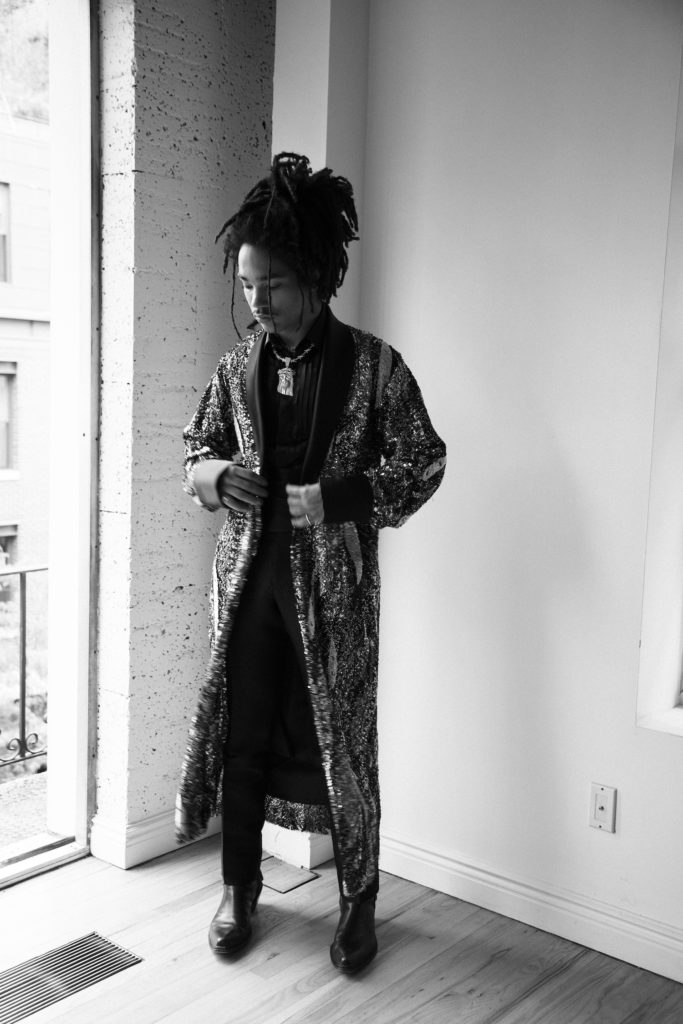 HMGala Luka Mitchellphun 25 copy 683x1024 - slider, seth-travis, fashion, culture - Luka Sabbat is Christlike in H&M - MET Gala, Menswear, Luka Sabbat, H&M, Fashion - Luka Sabbat is Christlike in H&M