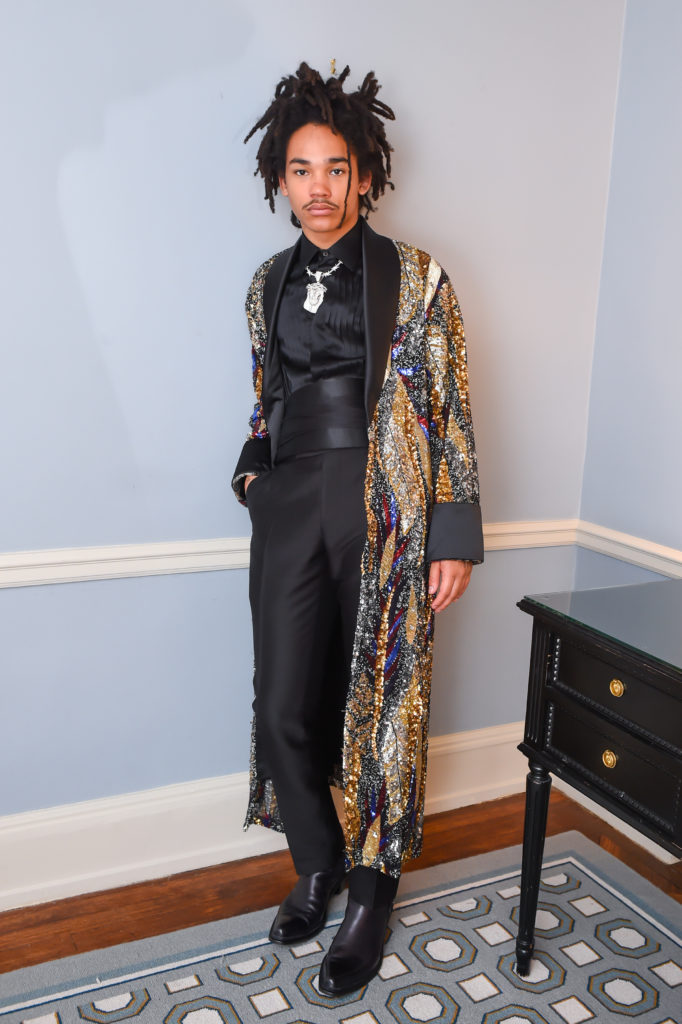 JOE 1576 682x1024 - slider, seth-travis, fashion, culture - Luka Sabbat is Christlike in H&M - MET Gala, Menswear, Luka Sabbat, H&M, Fashion - Luka Sabbat is Christlike in H&M