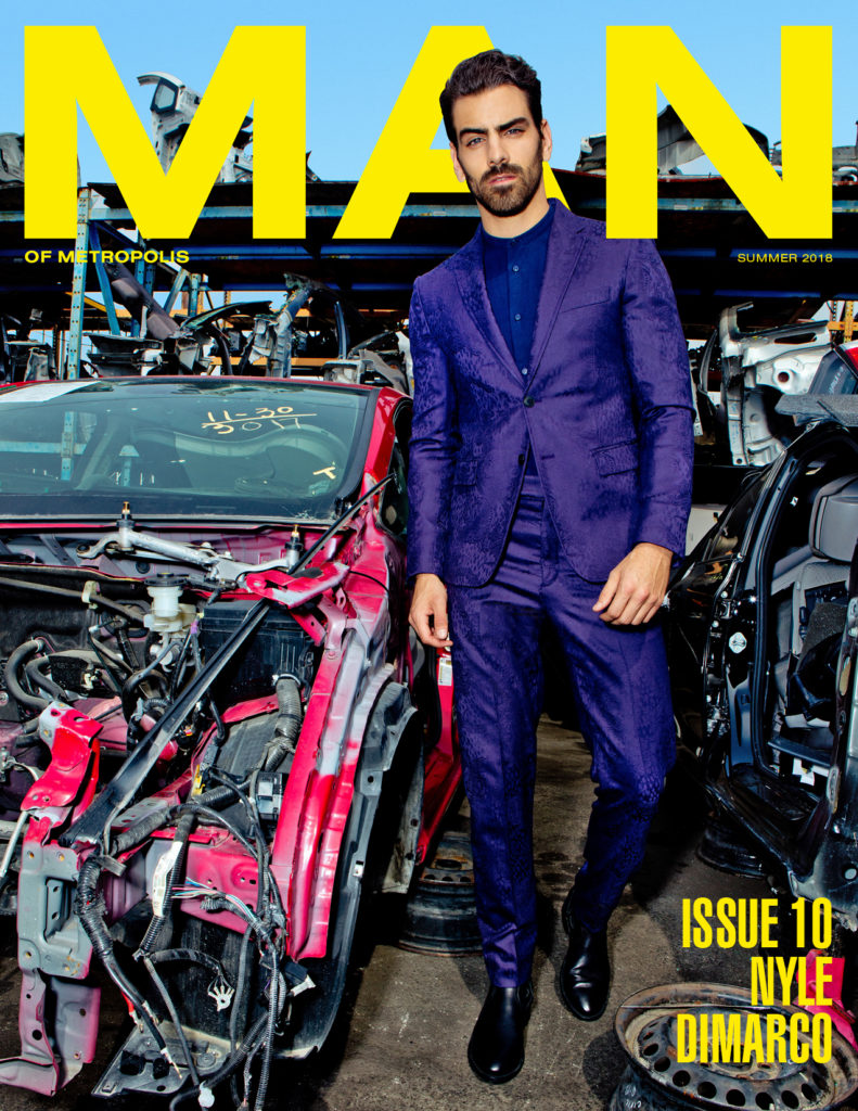 ManofMetropolis Covers v4 791x1024 -  - MAGAZINE Issue -  - MAGAZINE Issue