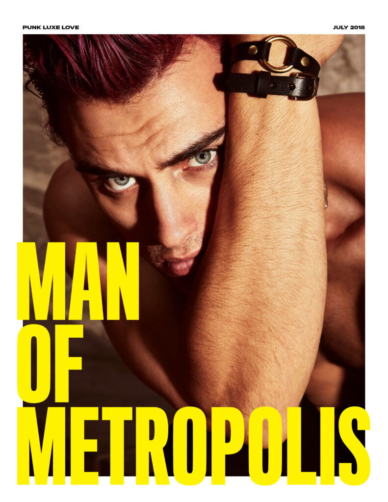 ManOfMetropolis Cover PLL 791x1024 - style, slider - PUNK LUXE LOVE - Fashion, exclusive, editorial - PUNK LUXE LOVE