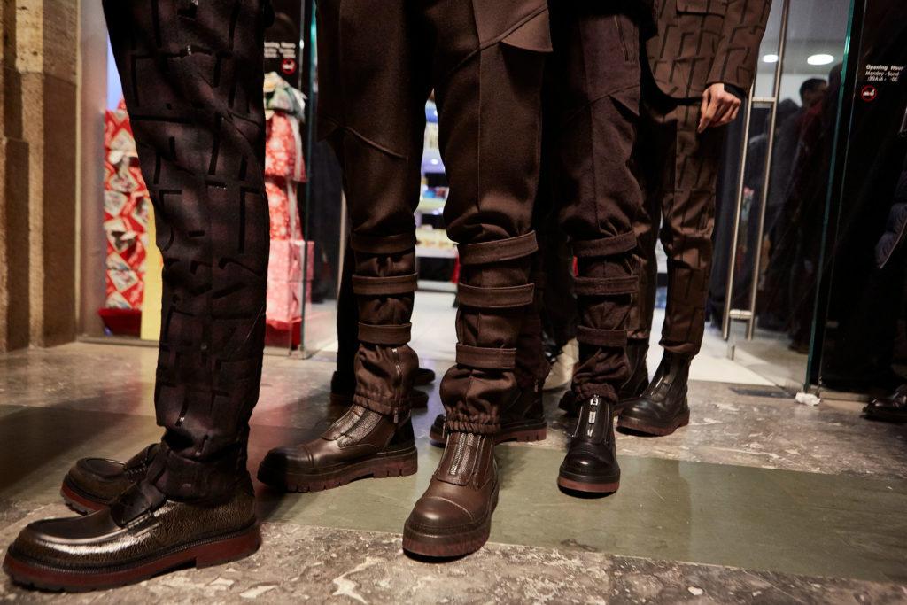 Ermenegildo Zegna FW2019 Backstage 0095 1024x683 - style, slider, fashion - Backstage Pass: Ermenegildo Zegna FW19 - Zegna, Milan - Backstage Pass: Ermenegildo Zegna FW19