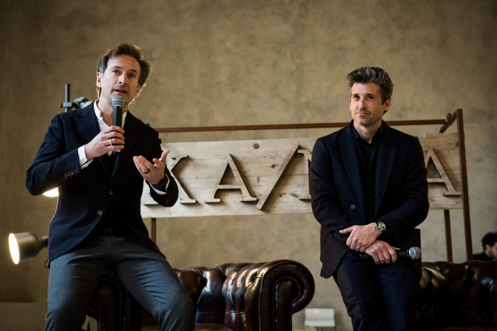KA NOA evento Firenze 9 gennaio 2018 ph Ilaria Costanzo 2118 1024x683 - travel, style, fashion - BREAKFAST AT KA/NOA WITH PATRICK DEMPSEY - Pitti Uomo, Patrick Dempsey, KA/NOA, Bruno Grande - BREAKFAST AT KA/NOA WITH PATRICK DEMPSEY