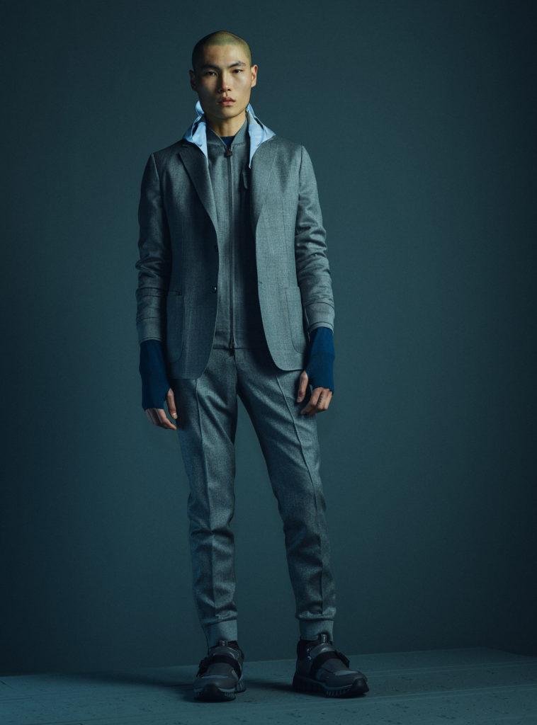 Z ZEGNA FW19 LOOK 25 758x1024 - style, slider, fashion - e-City by Z ZEGNA - Zegna, Z ZEGNA, Milan, MFW, Menswear, Fashion - e-City by Z ZEGNA