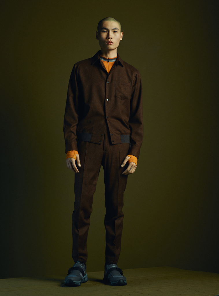Z ZEGNA FW19 LOOK 28 758x1024 - style, slider, fashion - e-City by Z ZEGNA - Zegna, Z ZEGNA, Milan, MFW, Menswear, Fashion - e-City by Z ZEGNA