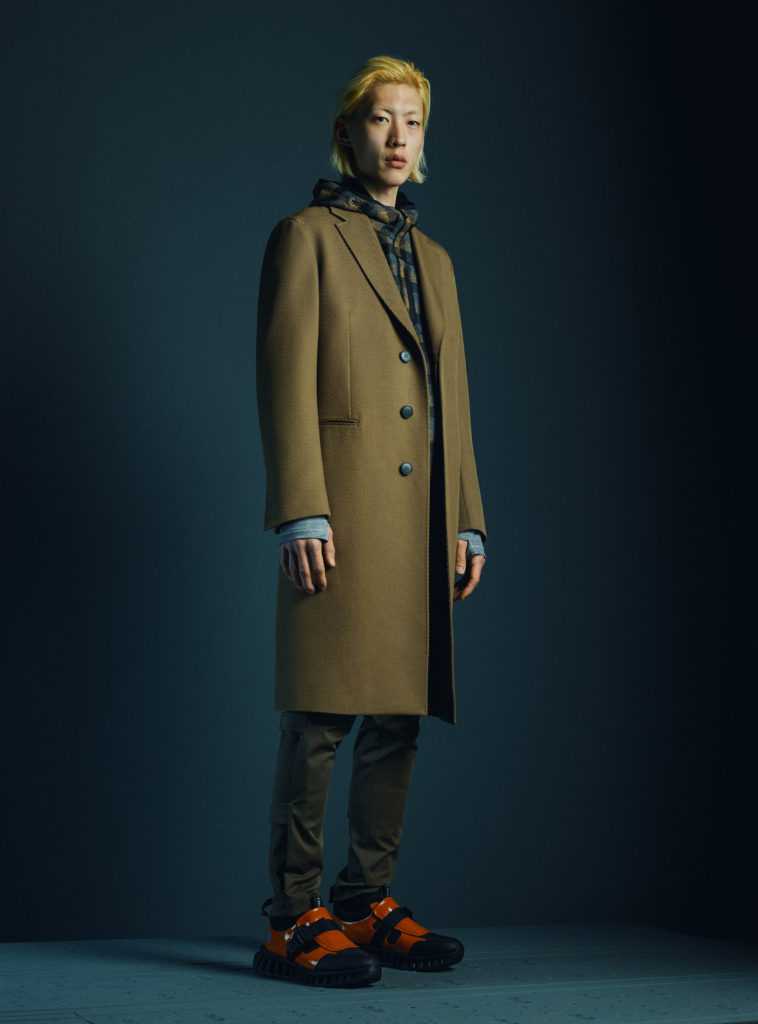 Z ZEGNA FW19 LOOK 5 758x1024 - style, slider, fashion - e-City by Z ZEGNA - Zegna, Z ZEGNA, Milan, MFW, Menswear, Fashion - e-City by Z ZEGNA