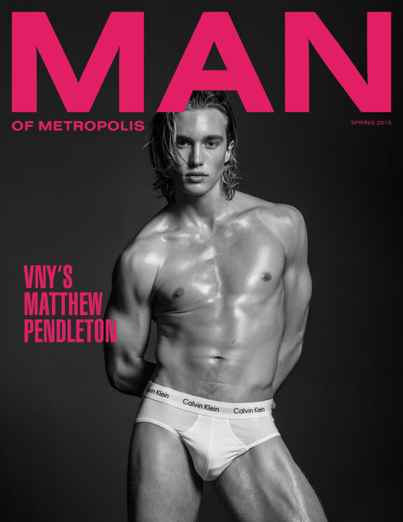 BODY ISSUE COVER Matthew Pendleton 791x1024 - slider, fitness - FACETIME - male model, Calvin Klein, Body Issue - FACETIME