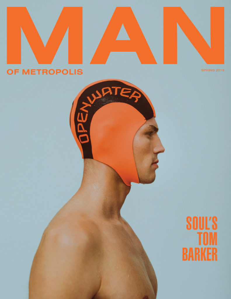 BODY ISSUE Tom Barker 791x1024 - slider, fashion - FOREVER FORWARD - Swimmer, Spring, male model - FOREVER FORWARD