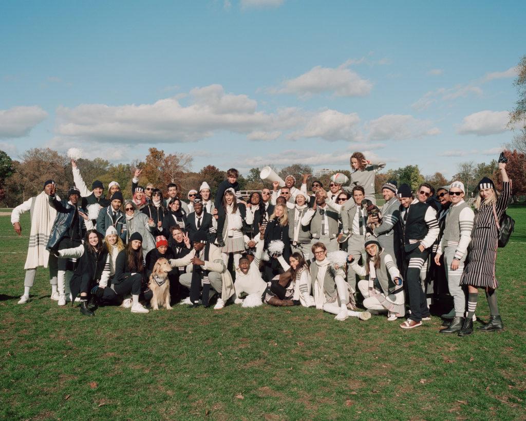 TB Football Thomas McCarty 30 1024x819 - slider, culture - Thom Browne Knows Football -  - Thom Browne Knows Football