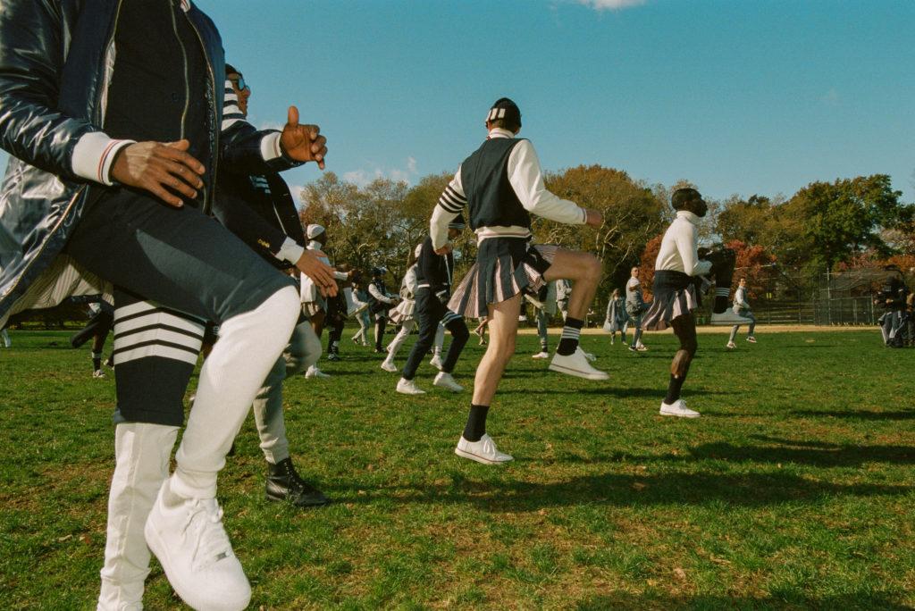 football1 35 1024x684 - slider, culture - Thom Browne Knows Football -  - Thom Browne Knows Football