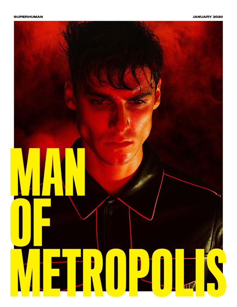 ManOfMetropolis Cover Superhuman 2 791x1024 - style, slider, fashion - Superhuman -  - Superhuman