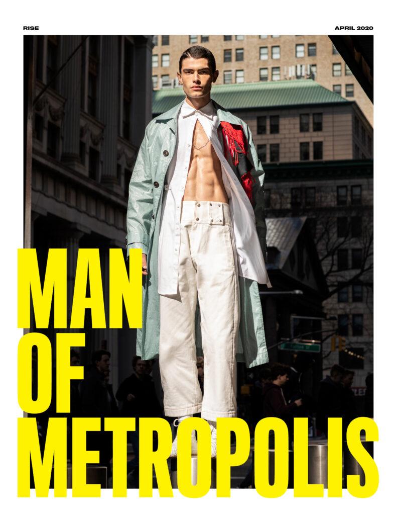 ManOfMetropolis Cover Rise 791x1024 - style, slider, fashion - Rise -  - Rise