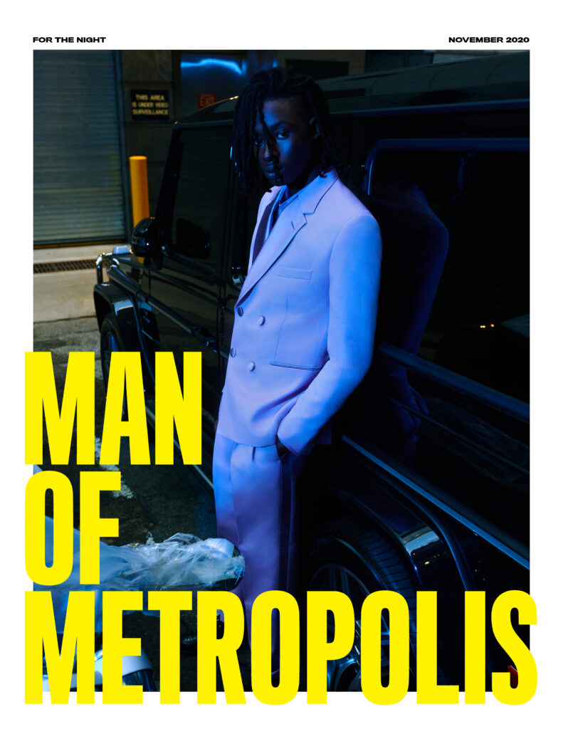 ManOfMetropolis Cover ForTheNightOption 791x1024 - style, slider - For The Night -  - For The Night