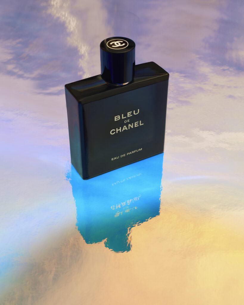 HaiNgo 05 Chanel Bleu Hologram 0191 copy 819x1024 - grooming, gift, fragrance - Bleu De Chanel - fragrance, chanel - Bleu De Chanel