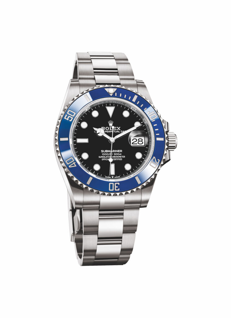 M126619LB 0003 PK13 001 745x1024 - slider, accessories - The Rolex Submariner - watch, Timepiece, Submariner, Rolex, Accessories - The Rolex Submariner