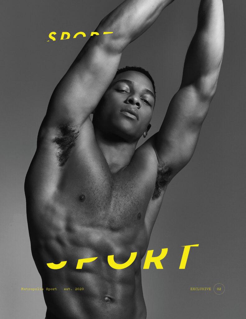 TREVOR BELL EXCLUSIVE COVER 791x1024 - slider, fitness - Trevor Bell - Trevor Bell, Tik-Tok, sport, Physique, Nike, Instagram, Fitness, Body - Trevor Bell