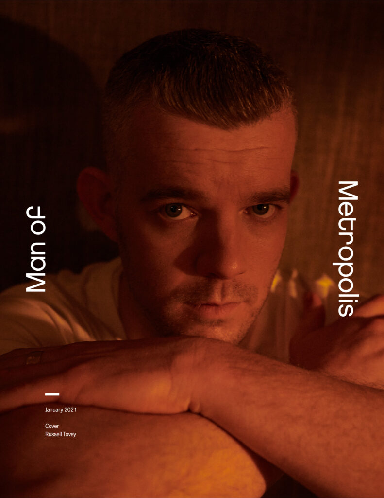 Russell Tovey January 2021 791x1024 - style, slider, entertainment, culture - Russell Tovey - Russell Tovey, editorial, Cover Story, Actor - Russell Tovey