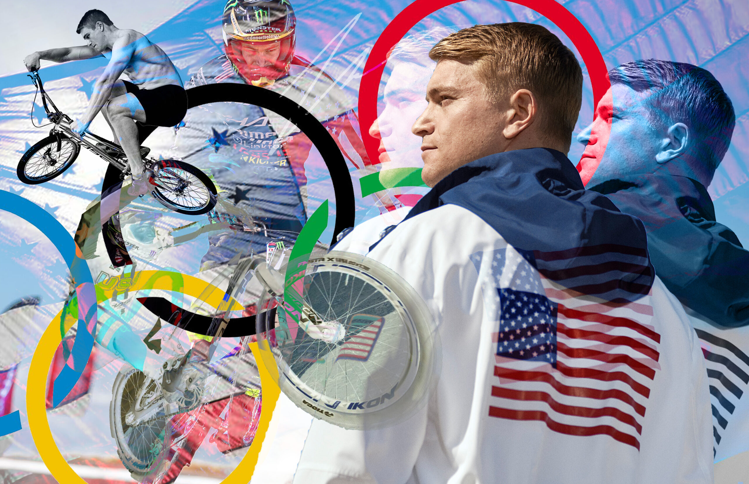 Conner Fields collage copy scaled - slider, fitness, face-time - Olympic Gold Medalist Connor Fields -  - Olympic Gold Medalist Connor Fields