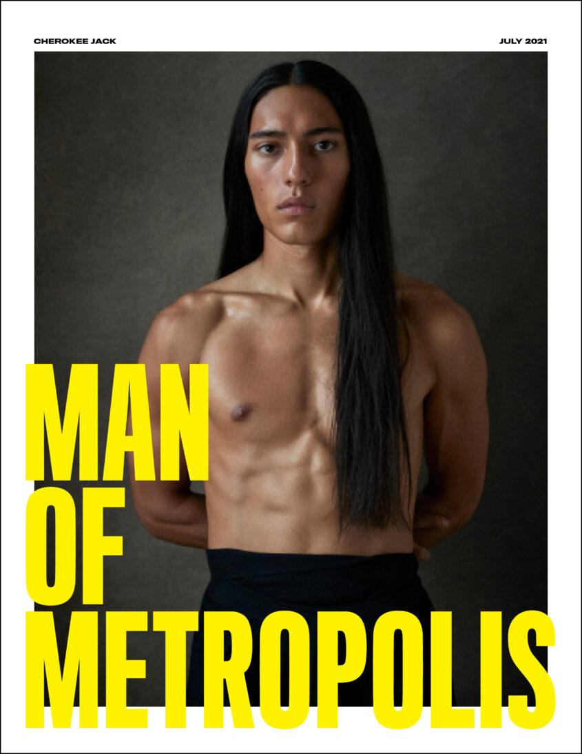 ManOfMetropolis CherokeeJack BorderJULY2021 845x1094 -  - Magazine -  - Magazine