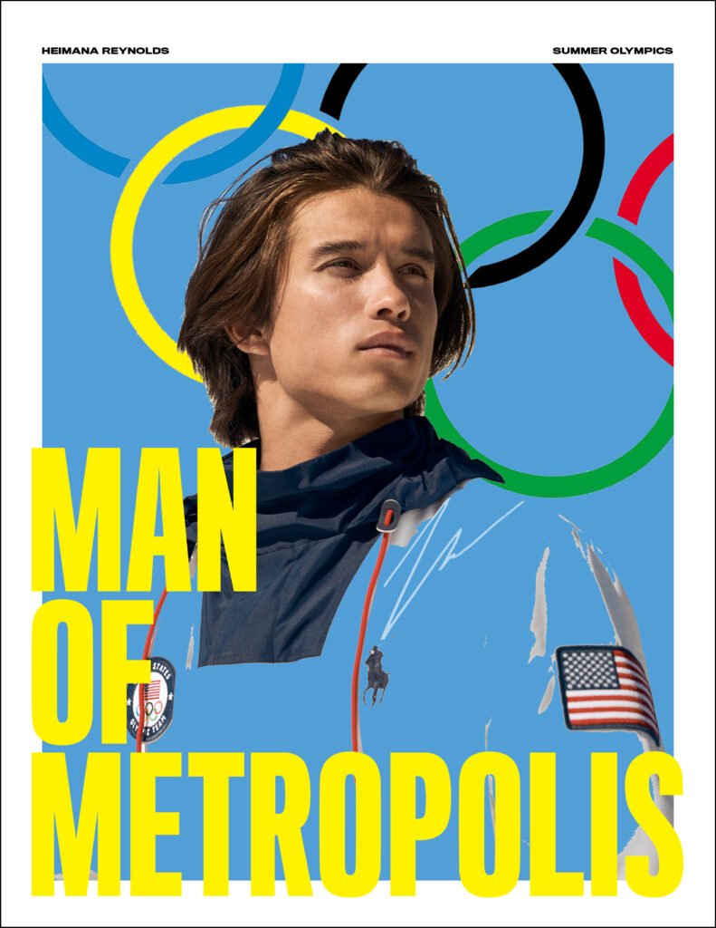 ManOfMetropolis Cover HR 791x1024 - style, slider, fitness - Olympic Skateboarder Heimana Reynolds -  - Olympic Skateboarder Heimana Reynolds