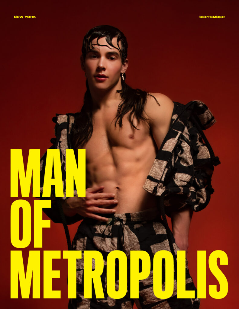 Man of Metropolis Matthew Pandolfe 791x1024 - style, slider, fashion - Industry Baby -  - Industry Baby