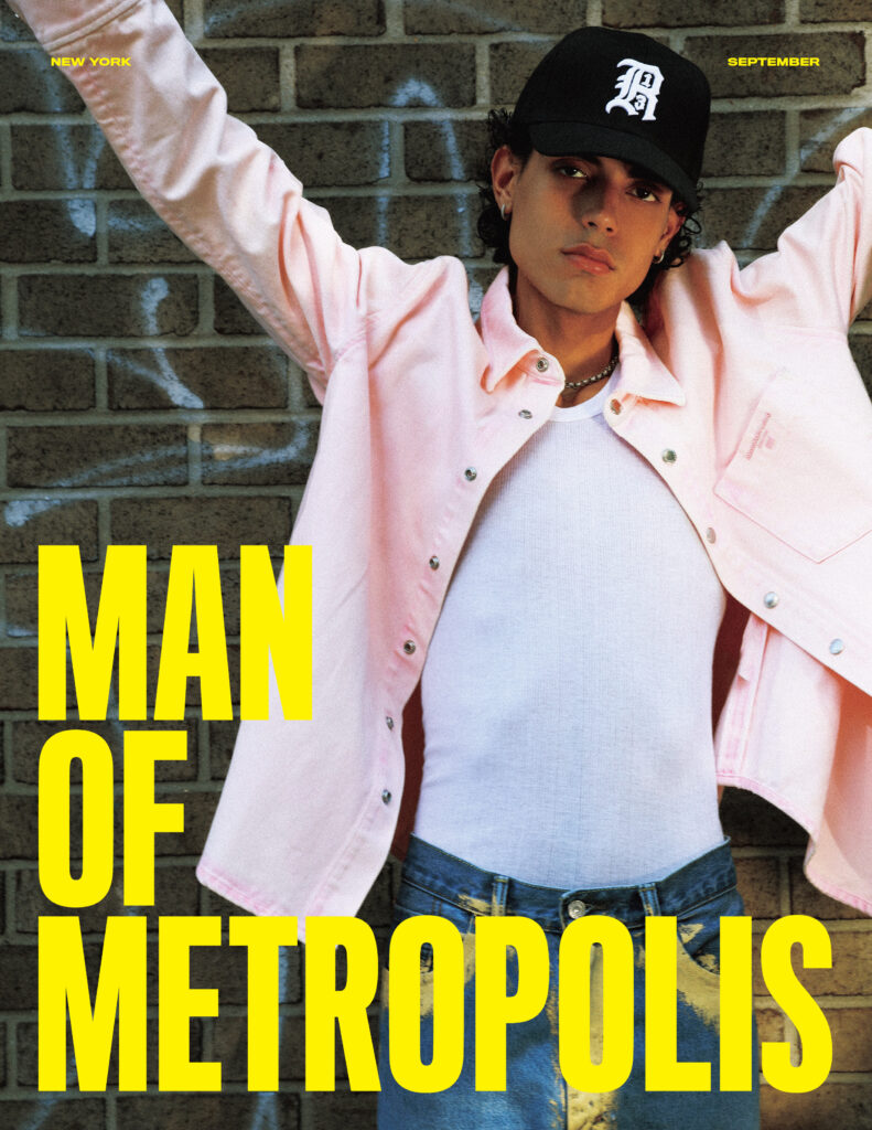 Man of Metropolis Qiao 791x1024 - style, slider, fashion - Broome St. -  - Broome St.